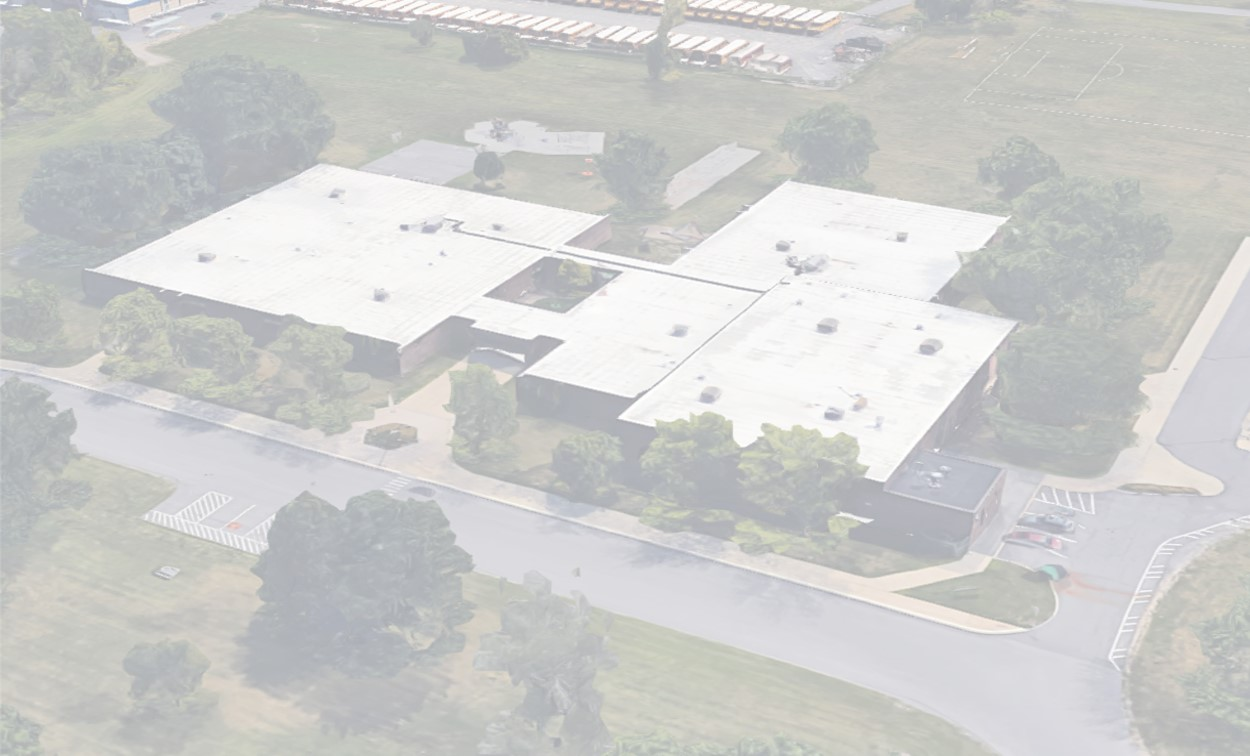 Woodland Elementary: Current Aerial View